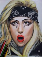 Lady Gaga Judas by akshay-nair