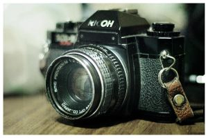 Old Film Camera by Lydia-distracted