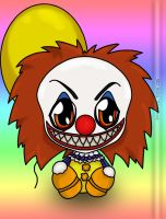 Pennywise. by Pyong