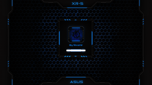 XR-5 Logon Screen Asus Version - By 9lwane by 9LWANE