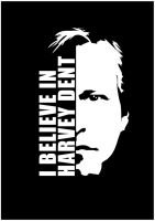 I Believe In Harvey Dent by Peshi