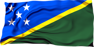 Flags of the World: The Solomon Islands by MrAngryDog