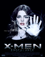 X Men - Apocalypse [ Ashley Greene ] by N0xentra