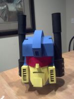 HelmHat IDW NightBeat by Laserbot