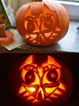 2015 Pumpkin by Franken-Fish