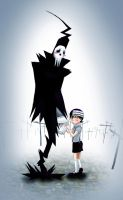 Child Of Death by no-where-kid