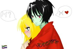 Awww *-------* by Fionna-Fiolee
