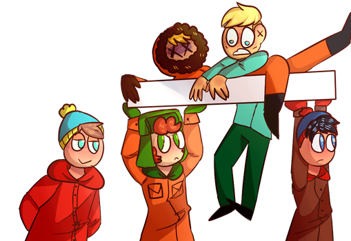 he's fucking dead (draw the squad) by SinshineIsLame