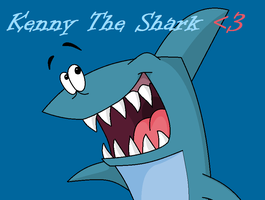 Kenny The Shark by henash