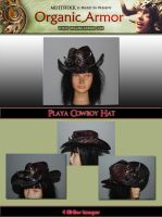 OA-Playa Cowboy Hat by Muttstock