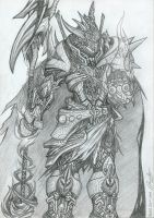 Full-Metal Warrior by AdventDeo
