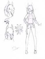 Lily Vendubis 'wip ref' by BoredOutOfMyMindStud
