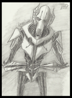 General Grievous 13 by PurpleRAGE9205