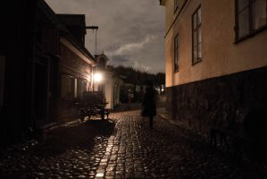 Shadows in the Night by JRL5