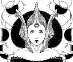 Symmetric Padme by abc142