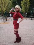 Blood Seras- Salute by sharpshadow9545