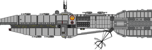 Gunstar Cruiser Type by Kelso323
