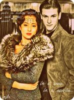 hannibal love... by karlzetin