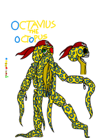 Animatronic Adoptable5# Octavius the OctopusCLOSED by ECN13000