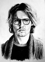 mort rainey by colormybrain