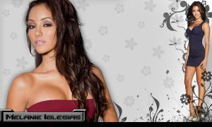 Melanie Iglesias Wallpaper by Shortyman3