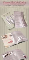 Cosmetic Products Catalog by idesignstudio