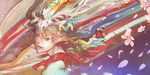[LP/Banner] : Colorful smudge by Shoux-Baka