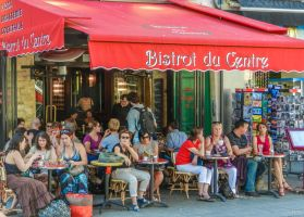Bistrot du Centre - CAFE in Paris - updated by Rikitza