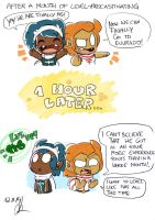 They get old so fast... by LeniProduction