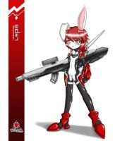Battle Hare Lepia .v1 by xenon001