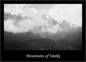 Mountains of Smoke by bdjwill