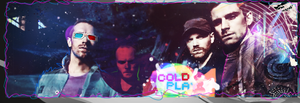 Coldplay - live your life in colours by YuppoGFX