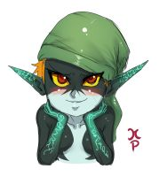 Midna New Hat by ManiacPaint