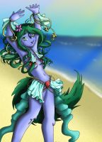 Sea Nymph by PenthesileiaRavyn
