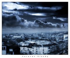 Yerevan-Cloudy by deviantik