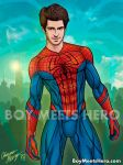 Sexy ASM Andrew Garfield by Boy-Meets-Hero
