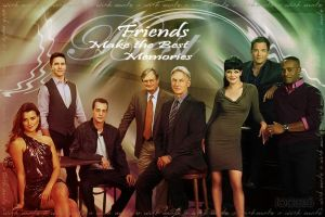 NCIS Friends by JoolsdS