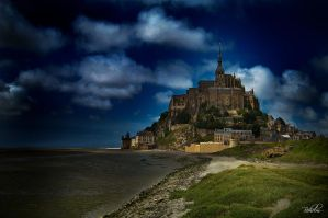 Mont St. Michel by BoholmPhotography
