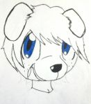 [Unfinished] Some Dog Girl Thing by ShadeTheLucario