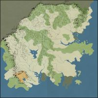 Blank Map of Kalayaan by Elemental-Elf