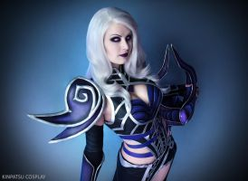 Syndra - League of Legends by Kinpatsu-Cosplay