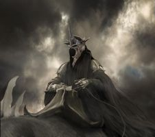 King of Angmar by Variones