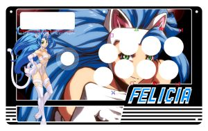 Felicia Fightstick by Bonsaw
