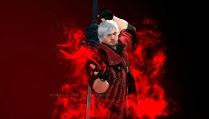 Dante- DMC4 by Evymonster9406