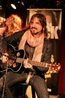 Rival Sons:  Scott Holiday II by basseca