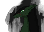 Sergal1 (Basic Color) by RukiiaCarlow