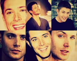 Jensen Ackles Collage by missxmello