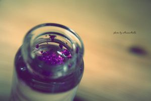 Purple. by MelissaBalkenohl