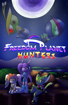 Freedom Planet Hunters - Comic Concept/Cover? by ParagonOfSonamy