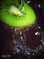 Fresh Kiwi by Liebegaby
